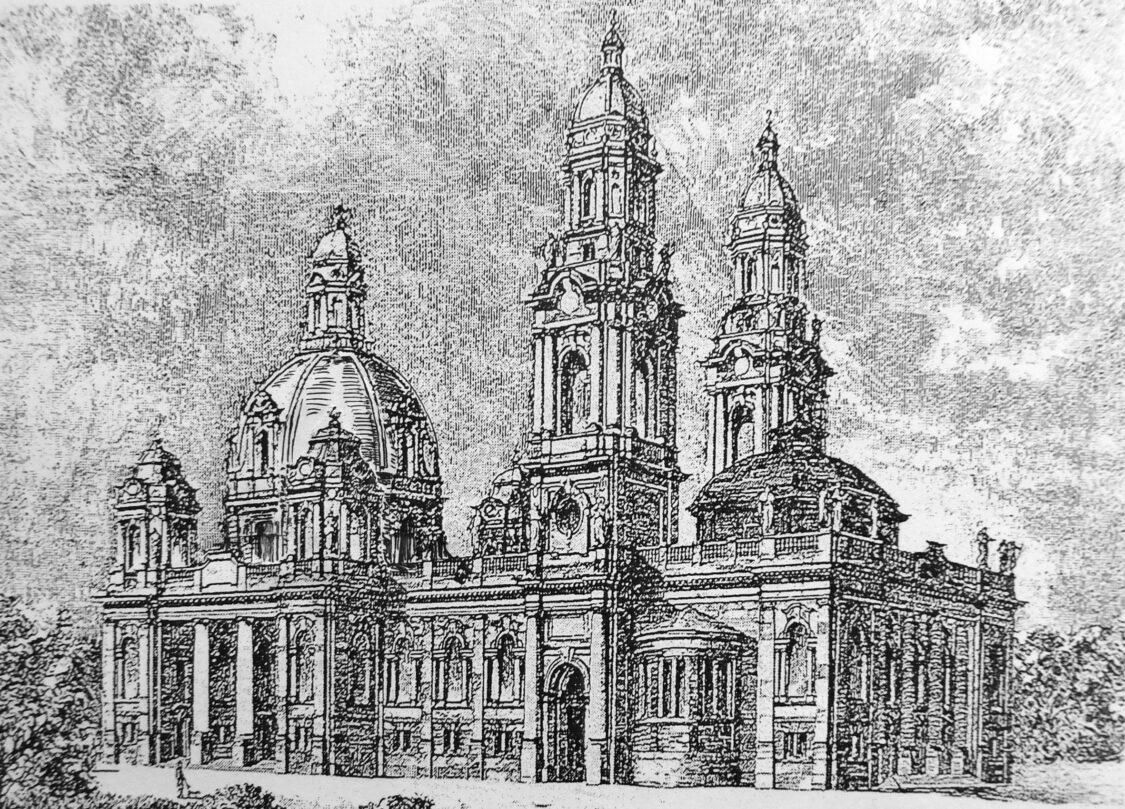 Neubau Garnisonkirche