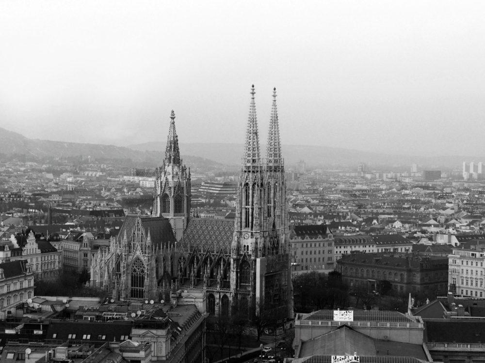 Votivkirche am Schottenring