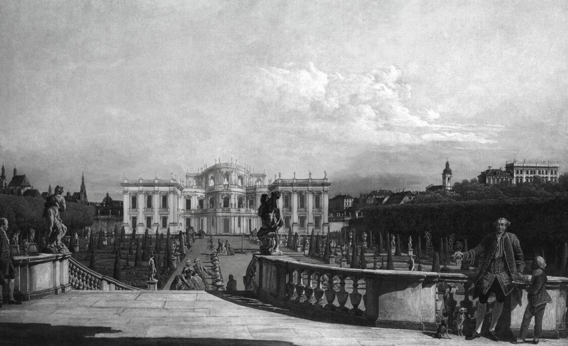 Palais Liechtenstein von Fischer von Erlach