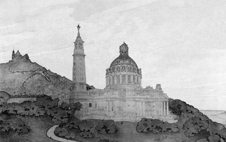 Votivkirche der Türkenschlachten am Kahlenberg