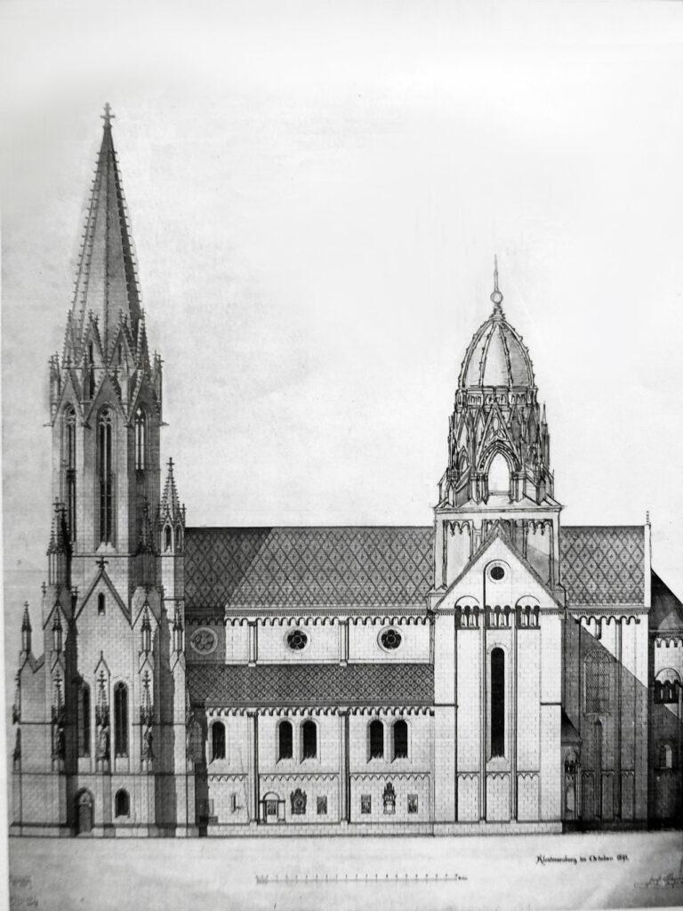 Klosterneuburg gotische Kirche