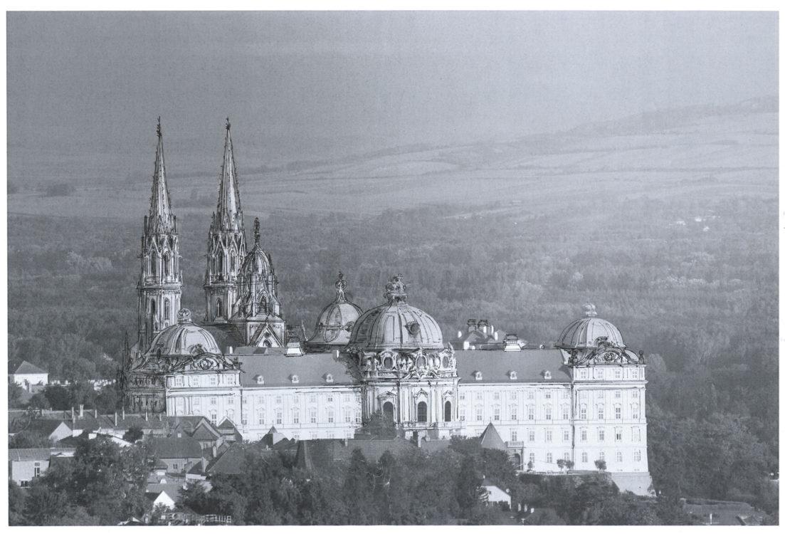 Klosterneuburg Gesamtanlage