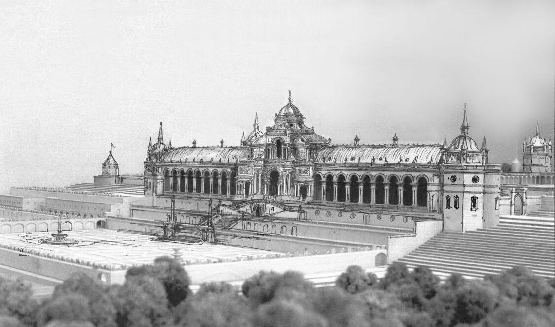 Schloss Neugebäude bei Wien