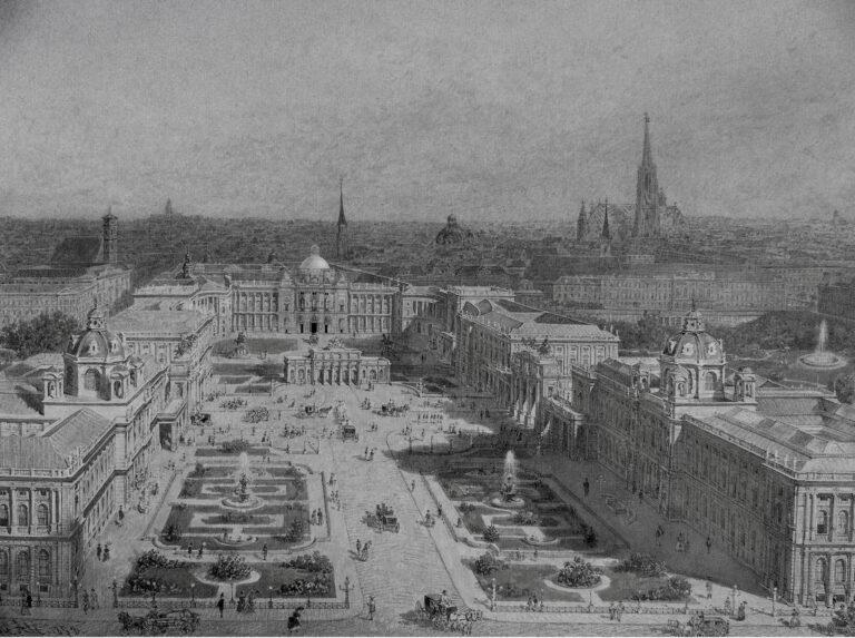 Hofburg mit Museen Gesamtanlage