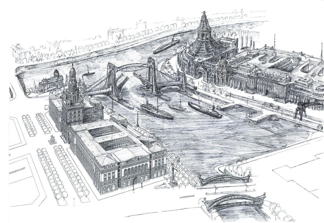 Stadthafen am Stubenring