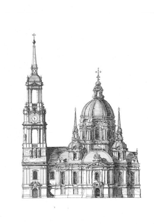 Neustadt Dreikönigskirche