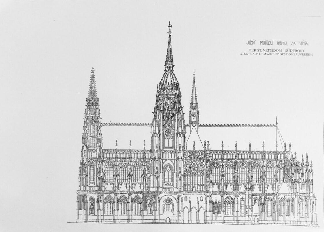 Turmkuppel nach dem kaiserlichen Vorbild von Frankfurt