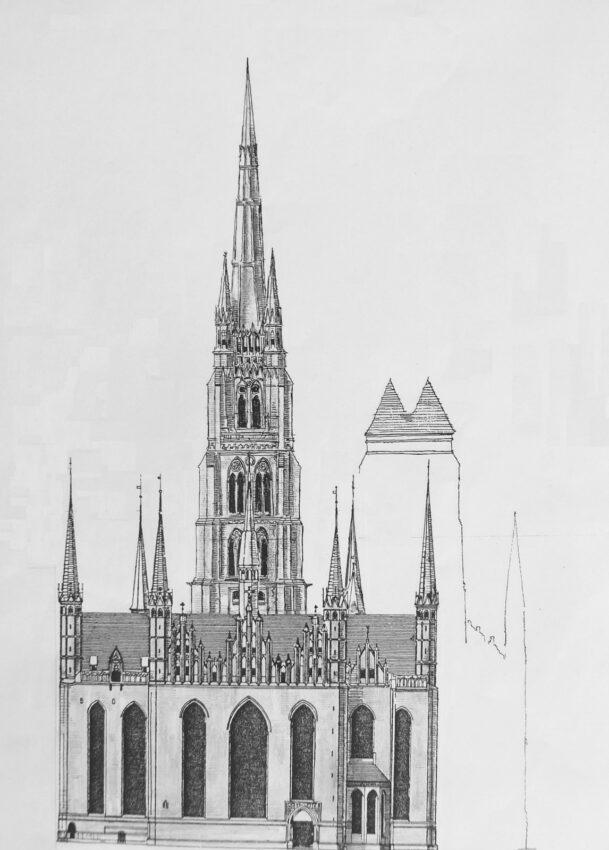 Danzig: Der neue Turm
