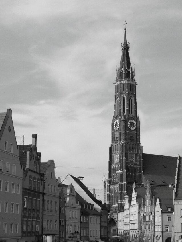 Landshut: Überarbeiteter Turm