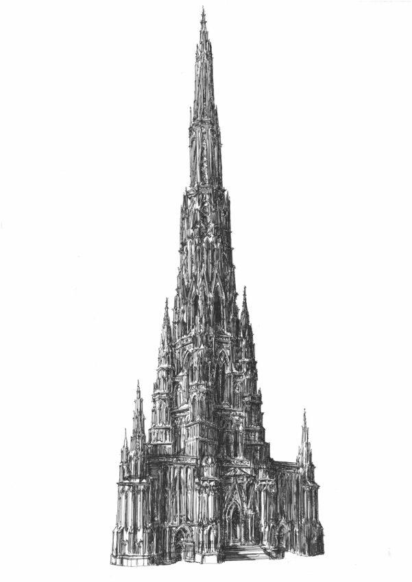 Regensburg: Einturmplan